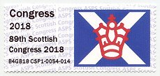 卡特4月20日英国89th Scottish Congress 2018标签